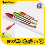 Food Grade Silicone BBQ Grill Clip Kitchen Grill Tongs