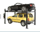 Elelctric Portable Four Post Hydraulic Car Lift for Garage Parking
