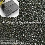 Raw Material in Plastic Industry Health /Food -Grade Black Masterbatch