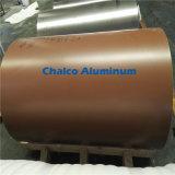 Copper Brushed Color Coated Aluminum Coil Sheet