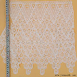 Fashion Eyelet Knitting Decorative Lace Tape Cotton Fabric Garment Accessories