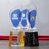 Jingyage Blue and White Angle Award Crystal Souvenir Gifts