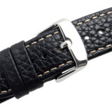 Lichi Grain Leather Watch Band
