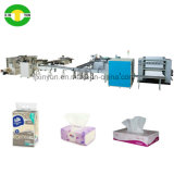 Full Automatic Soft Packing and Box Package Facial Tissue Paper Machine Production Line