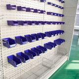 Cheap Wholesale Industrial Warehouse Shelf Wall Mounted Plastic Stackable Storage Bin