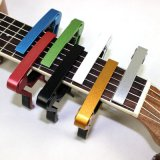 Most Popular Cheapest Price Guitar Capo for Acoustic Guitar, Ukelele