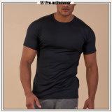 High Performance Short Sleeves Men Organic Cotton Tees Custom T Shirt