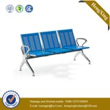 Used Price Folding Metal Cheap Economic Airport Chair (NS-PC66L3)