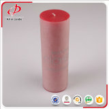 Wedding Decorative Pillar Candles with Best Price
