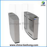 stainless Steel Full Height Sliding Gate Turnstile