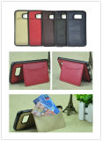 Top Quality PU Leather Case for Samsung Wallet Phone Case
