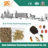 Continuous Automatic Floating Fish Feed Pellet Extrusion Machine