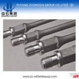 API Oil Production Solid Steel Sucker Rod
