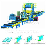 Steel Profile Assembly Welding Straightening Equipment