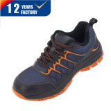 Comfortable Genuine Leather Good Prices Safety Shoes with Steel Toe