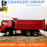 Chinese High Quality Used Heavy Duty 371HP 6X4 10 Tires Sinotruck HOWO Tipper Truck for Sale