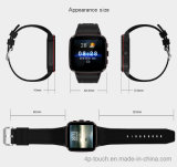 Android System Smart Watch Phone with GPS+WiFi