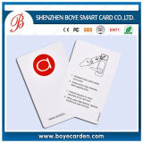 PVC Plastic Contactless Hotel Door Key Card/ Contactless Smart Card