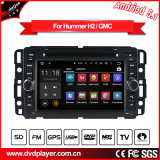 Android Car Video for Hummer H2 Audio DVD Navigation with WiFi Connection Hualingan