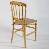 Golden Polycarbonate Resin Chairs Napoleon Wholesale