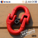 Forged Alloy Steel US Type Chain G80 Connecting Link