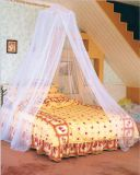 Mosquito Bed Net Large Screen Netting Bed Canopy Circular Curtain Keeps Away Insects & Flies Home & Travel