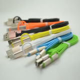 2 in 1 Multi Function USB Data Cable for iPhone and for Samsung