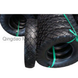 Air Rubber Wheel Tyre/ Wheelbarrow Tyre with Reach PAHs Certificate