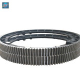 High Quality Half Gear for Cement Mill Steel Casting