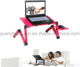 OEM Foldable Folding Adjustable Laptop Sofa Bed Desk Table