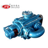 Wear-Resistant Single Suction Multistage Centrifugal Water Pump for Metal Mining