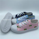 Hotsale Children Outdoor Leisure Shoes Injection Canvas Shoes (ZL1017-30)