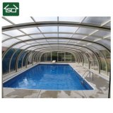 Factory Sell Good Quality Polycarbonate Swimming Pool Cover