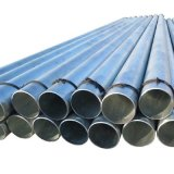 55% Aluzinc Aluminum-Zinc Coated Welded Galvalume Gl Round Square Steel Pipe
