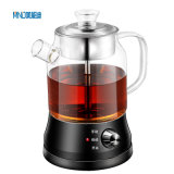 Steam Cook Type Electric Tea Heating Pot with Automimatic Shut-off Function for Kitchen