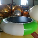 2.5m Customized Inflatable Water Toys Water Park Games Inflatable Trampoline