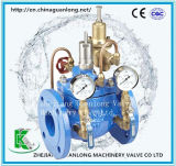 (GL400X) Constant Downstream Pressure Flow Control Valve