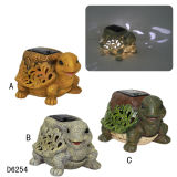Rssin Craft Tortoise with Solar Light