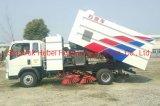 HOWO 4X2 6cbm Road Sweeper Truck Street Sweeper Truck