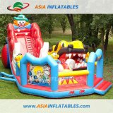 Promotion! in Stock! ! Inflatable Giant Amusement Park/Fun City with Cover