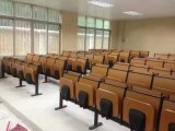 Educational School Teaching Double Desk Chair, Education School Classroom Student Furniture