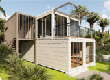 4 Unites 40FT Container House for Family Suites