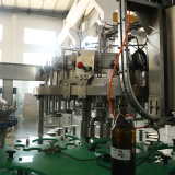 Automatic Liquid Carbonated Soda Beverage Water Glass Bottle Beer Washing Capping Filling Packing Bottling Machine