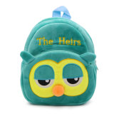 Hot Sale Good Price Cute Fur Fabric Backpack for Kids