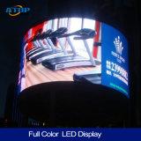 Temperature Sensor Outdoor P8 LED Display Module