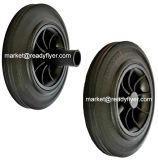 Wheelie Bin Wheel for Plastic Dustbin Container