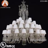 48 Lamp Baccarat Large Crystal Chandelier for Hotel Decoration