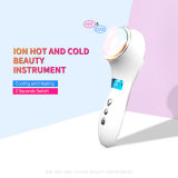 Beauty Salon Equipment Hot & Cool Face Lifting Eye Care Massager Skin Care Vibrator Anti-Aging Photon Facial Massager