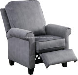 Modern Home Furniture Living Room Leather Fabric Massage Sofa Lounge Leisure Push Back Chair Recliner