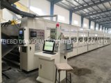 NPWJ2500-220 Five Ply Corrugated Paperboard Production Line